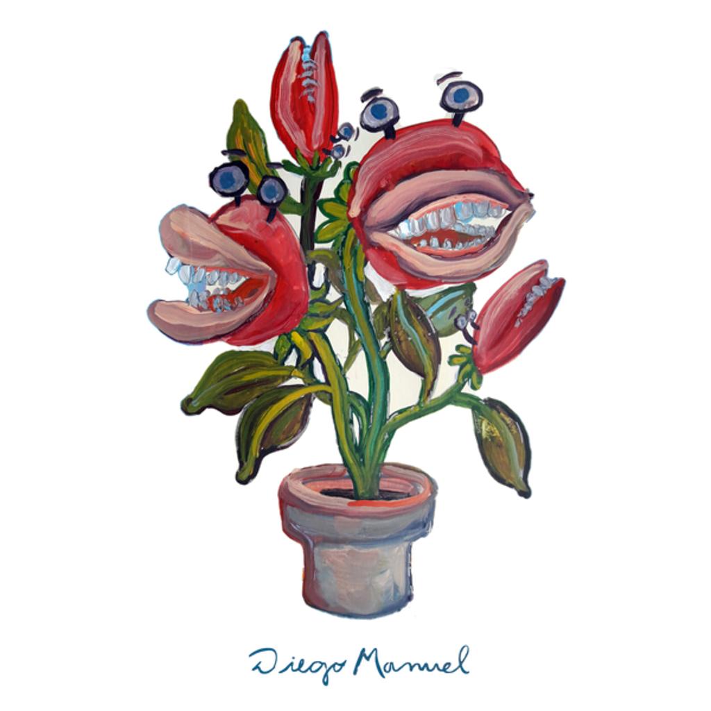 NeatoShop: Carnivorous flower B