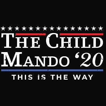 BustedTees: The Child - Mando '20