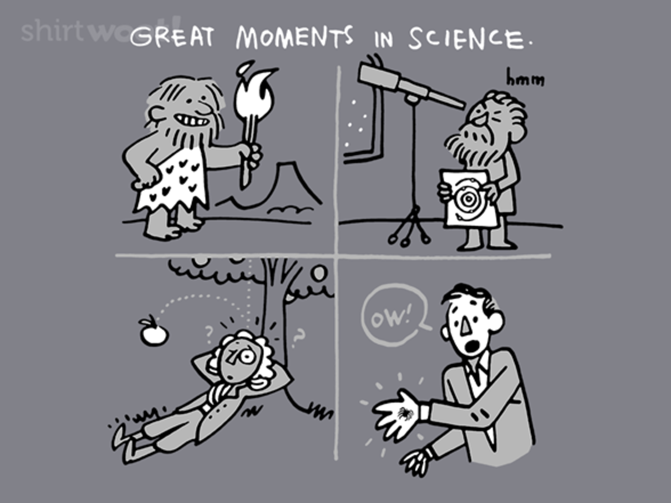 Woot!: Great Moments in Science