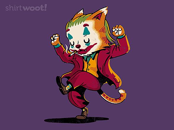 Woot!: Feline Joker