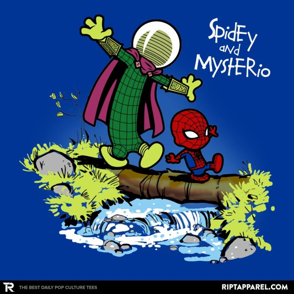 Ript: Spidey and Mysterio