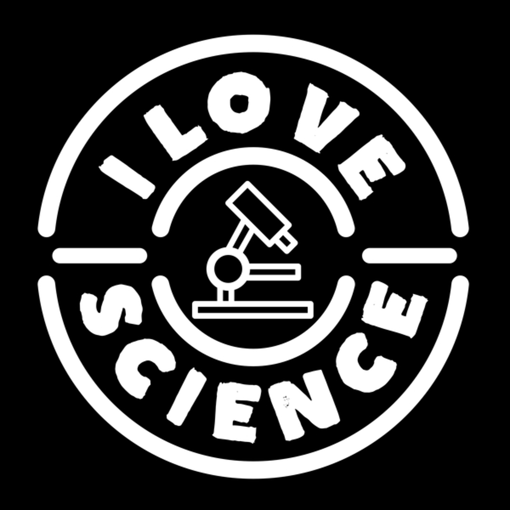 NeatoShop: Yup I Love Science Retro Vintage