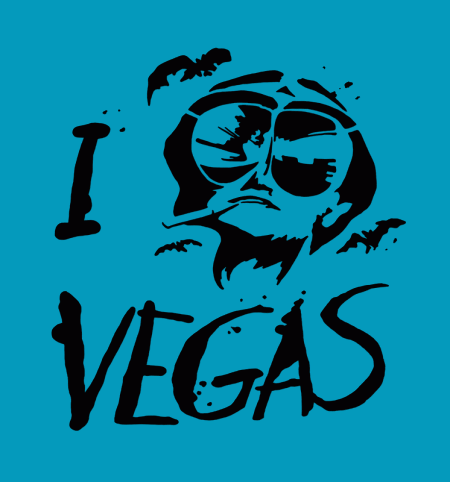 BustedTees: I (Fear) Vegas