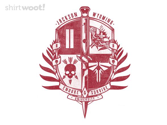 Woot!: Endure & Survive University