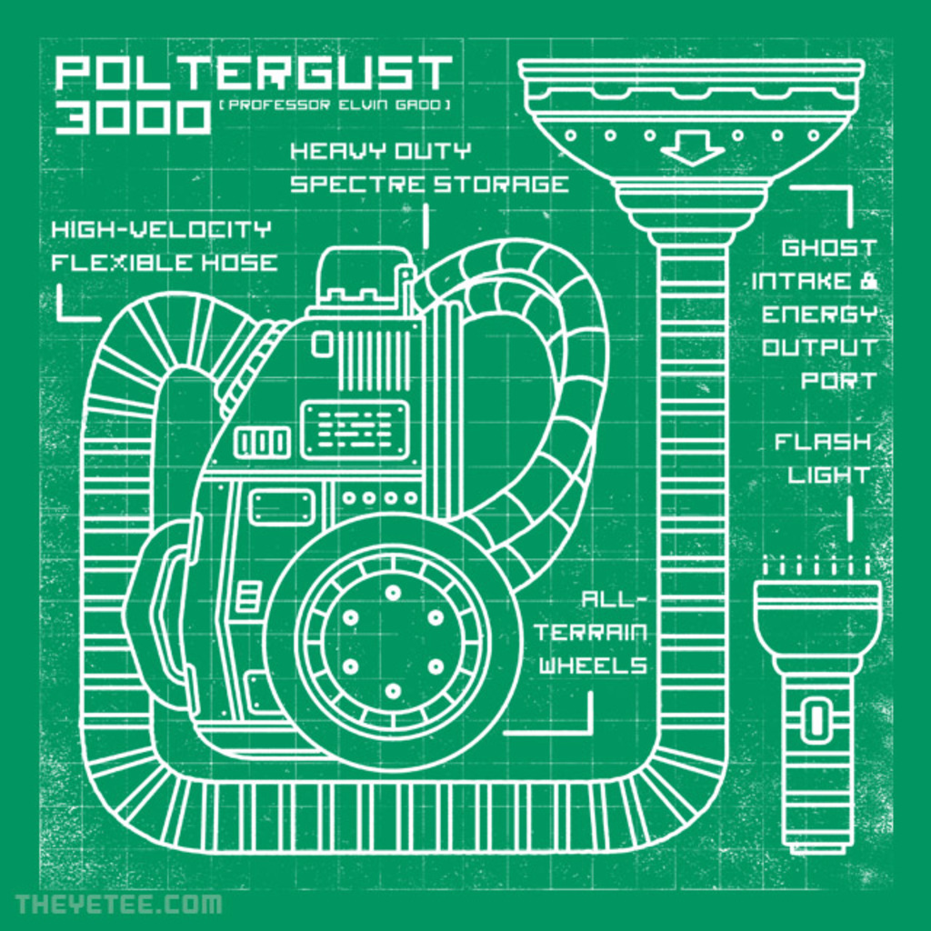 The Yetee: POLTERGUST