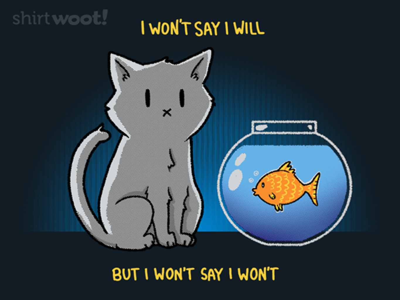Woot!: Meow I Trust. It's The Devil Inside I Don't.
