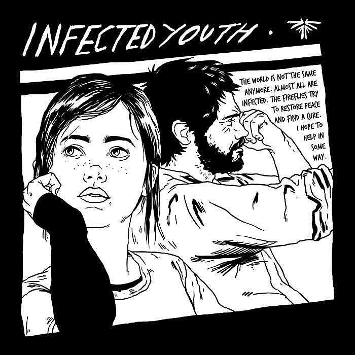 Once Upon a Tee: Infected Youth