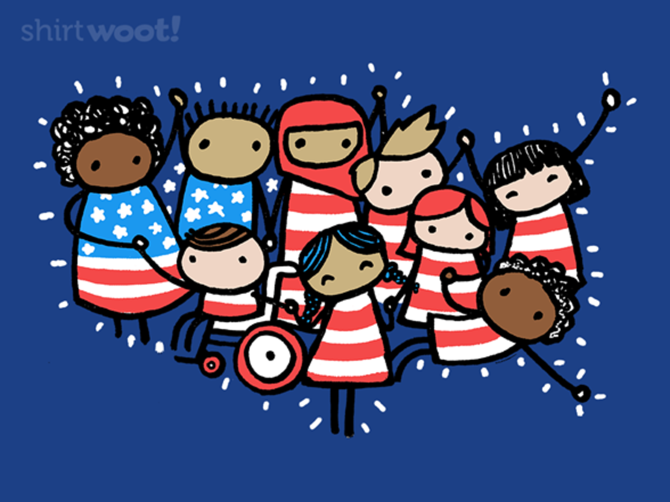 Woot!: We Are America