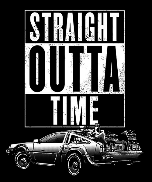 EnTeeTee: Straight Outta Time