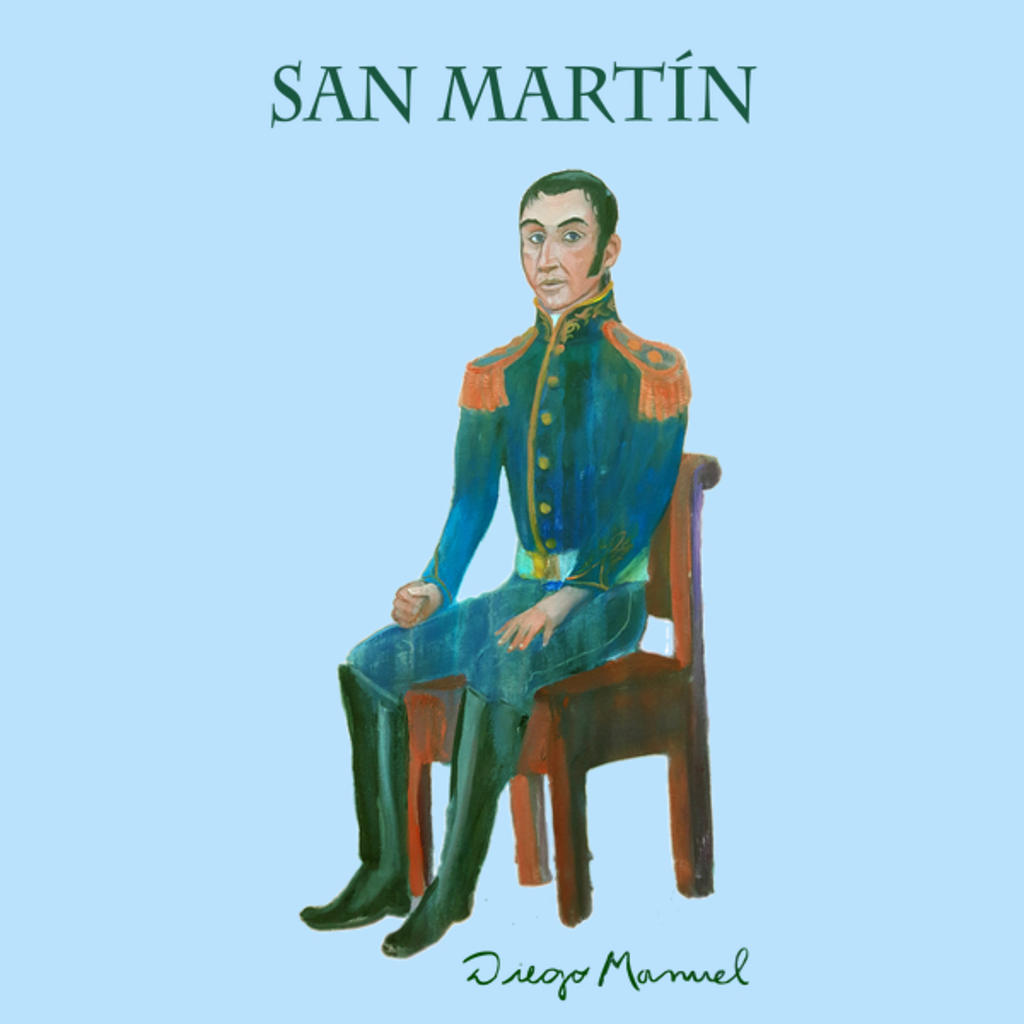 NeatoShop: José de San Martín