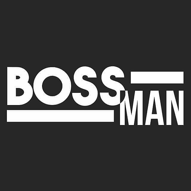 Textual Tees: Boss Man