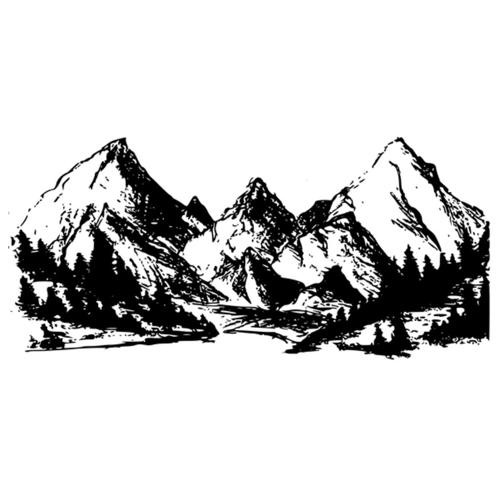NeatoShop: Mountains Inks