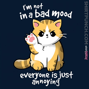ShirtPunch: Bad Mood