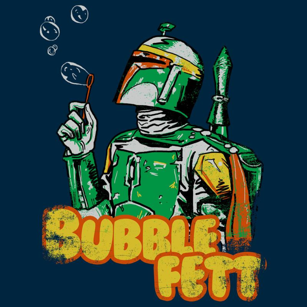 Curious Rebel: Bubble Fett