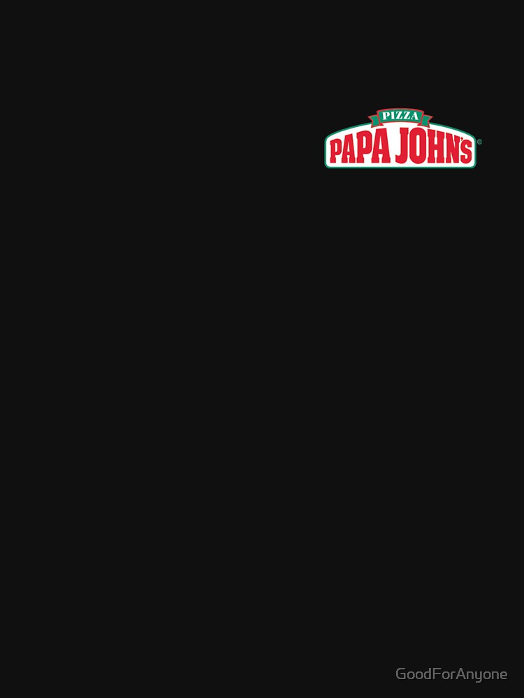 RedBubble: Papa Johns