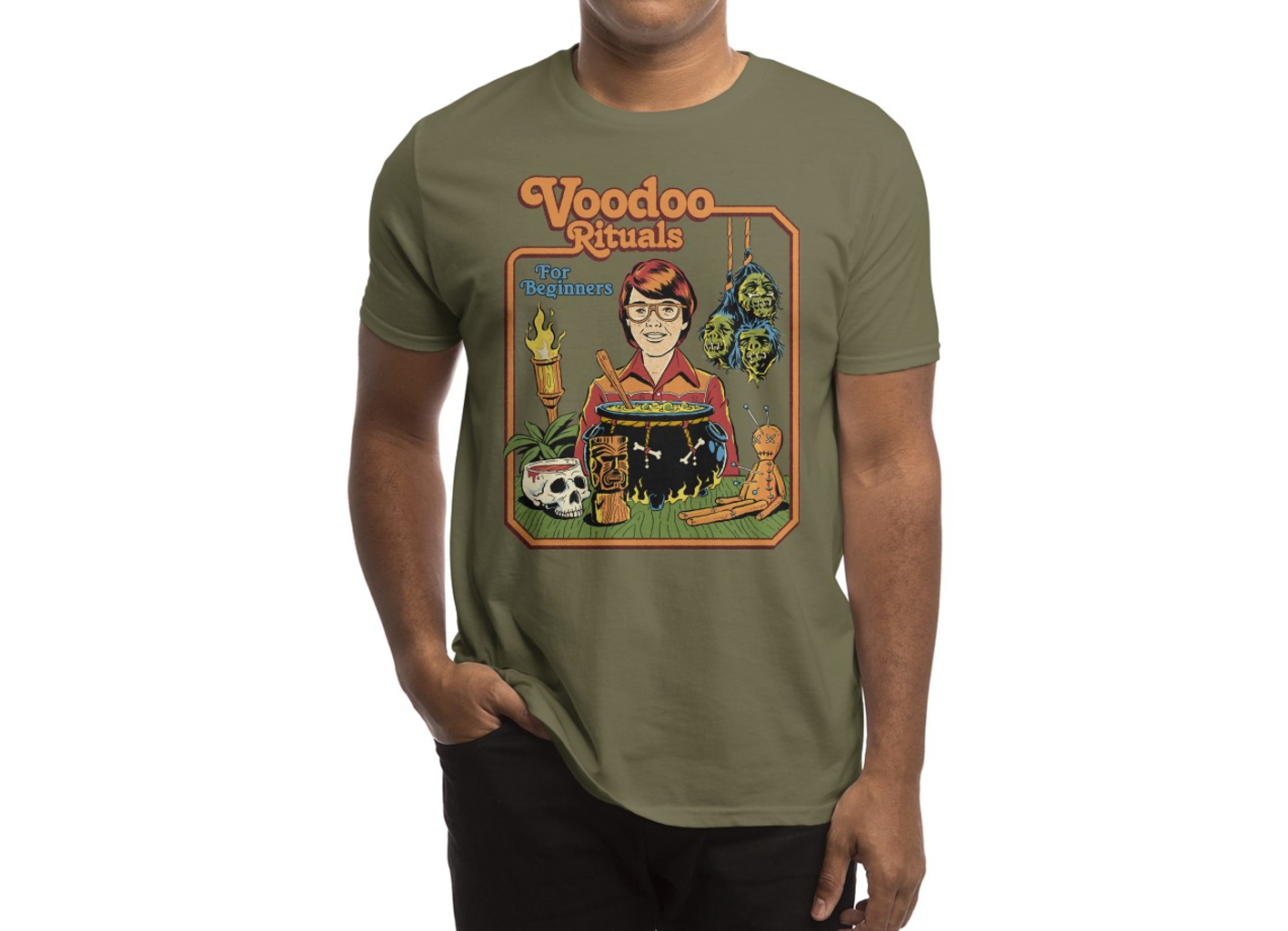 Threadless: Voodoo Rituals for Beginners