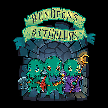 MeWicked: Dungeons & Cthulhus