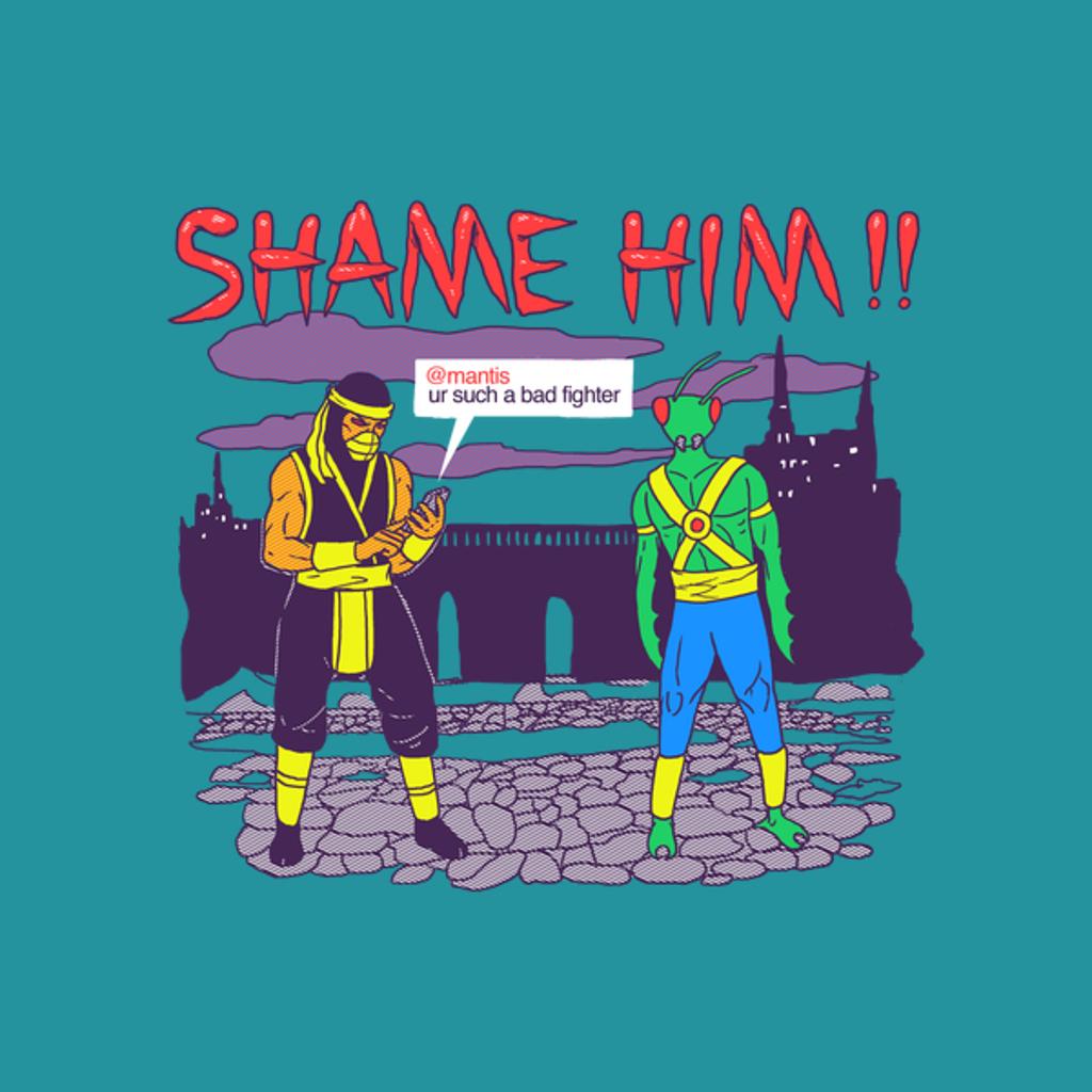 NeatoShop: Shame Him!!