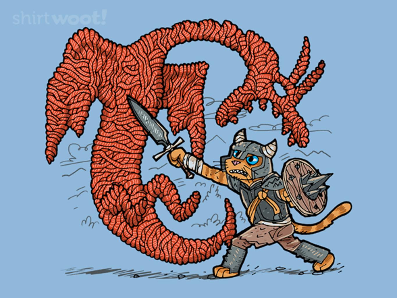 Woot!: Dragonyarn