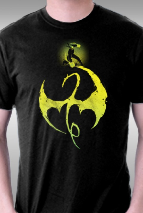 TeeFury: Immortal Iron Fist