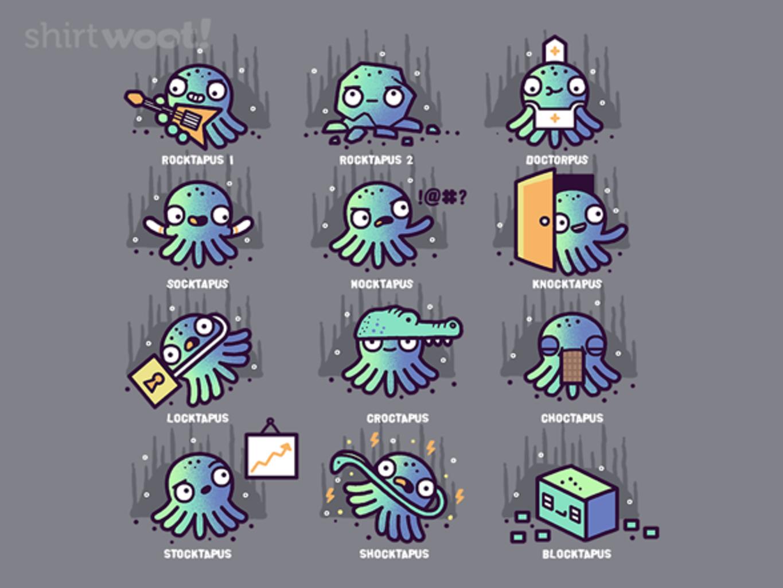Woot!: Octopuns