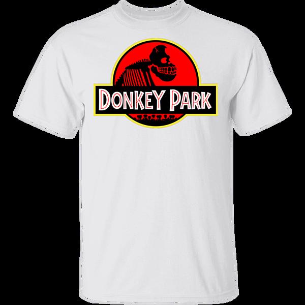 Pop-Up Tee: Donkey Park