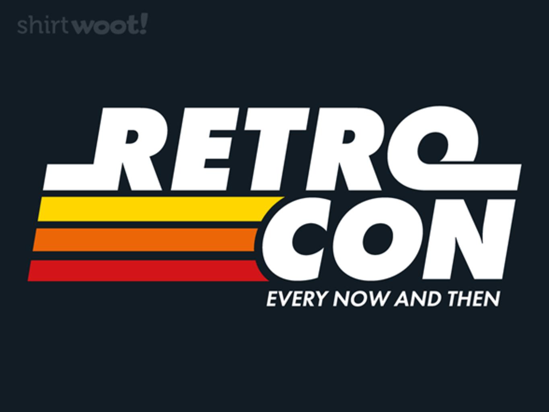 Woot!: Retrocon