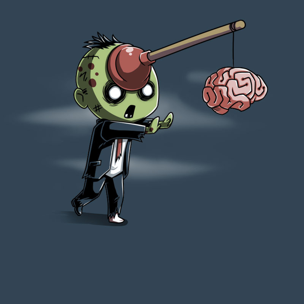 TeeTurtle: Zombie Motivation