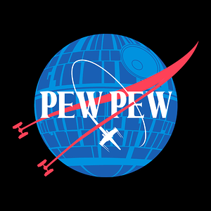Pampling: Pew Pew Science