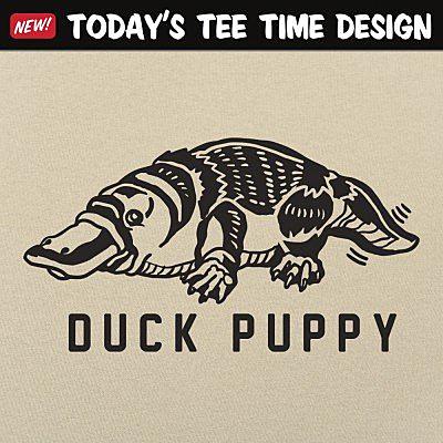 6 Dollar Shirts: Duck Puppy