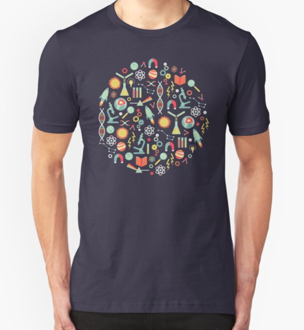 RedBubble: Science Studies