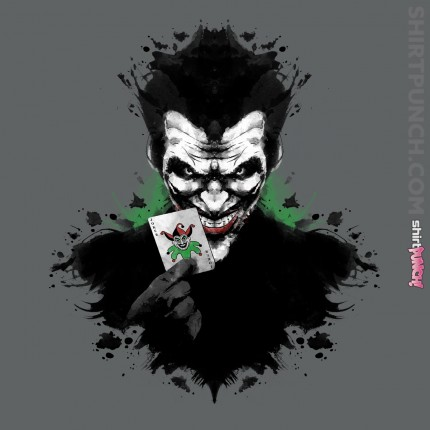 ShirtPunch: Joker Ink
