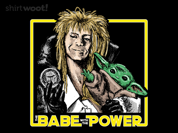 Woot!: The Babe with the Power