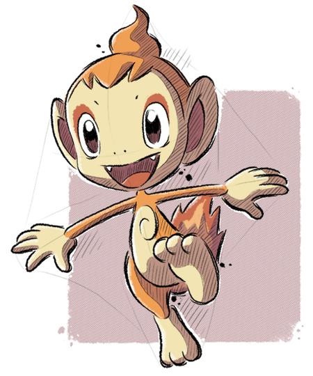 Qwertee: Fire Monkey