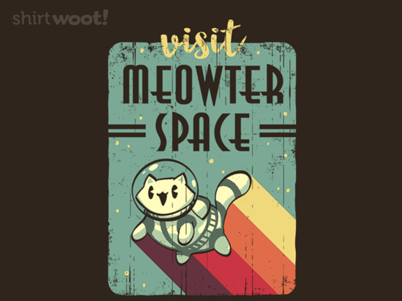 Woot!: Meowter Space