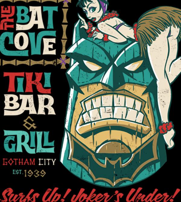 teeVillain: The Bat Cove