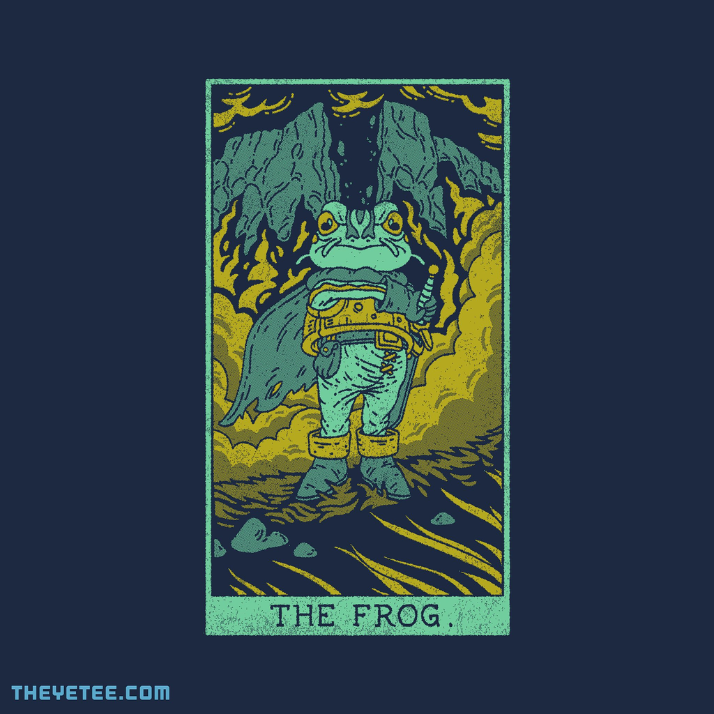 The Yetee: THE FROG