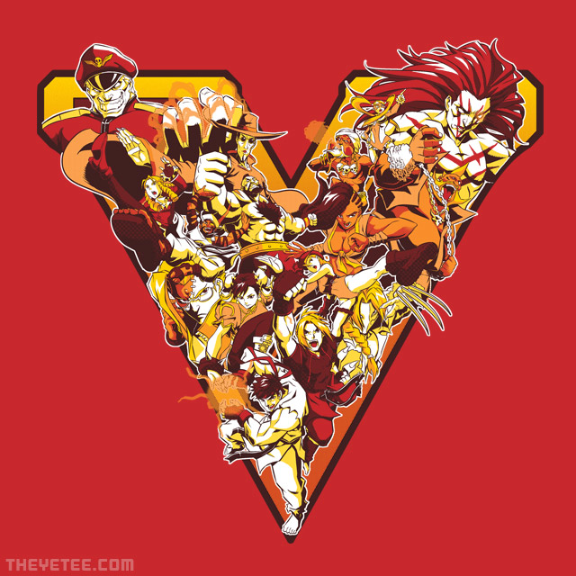 The Yetee: Rise up
