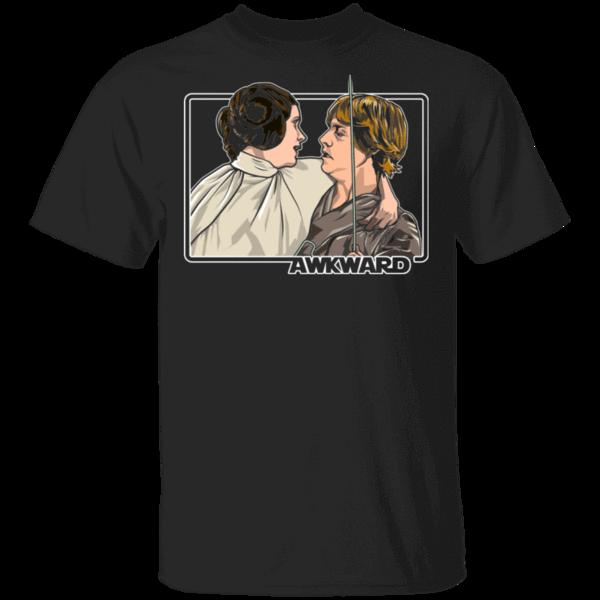 Pop-Up Tee: Leia Kissed Luke