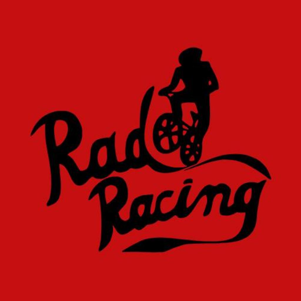 Five Finger Tees: Rad Racing T-Shirt