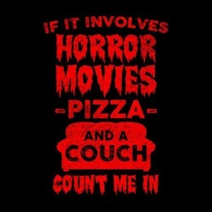 Five Finger Tees: Horror Movies T-Shirt