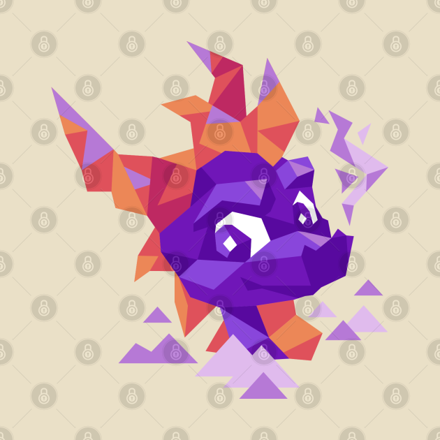 TeePublic: Spyro Reignited