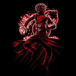 Once Upon a Tee: Gaara Attack