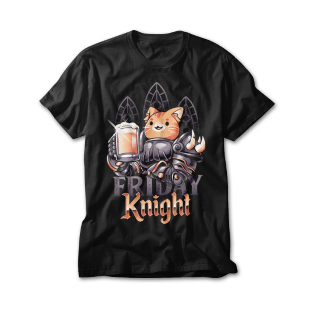 OtherTees: Friday Knight
