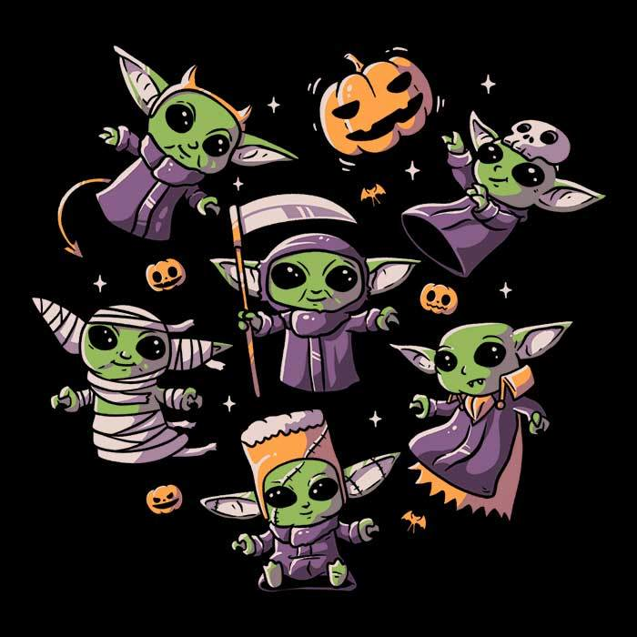 Once Upon a Tee: Halloween Child