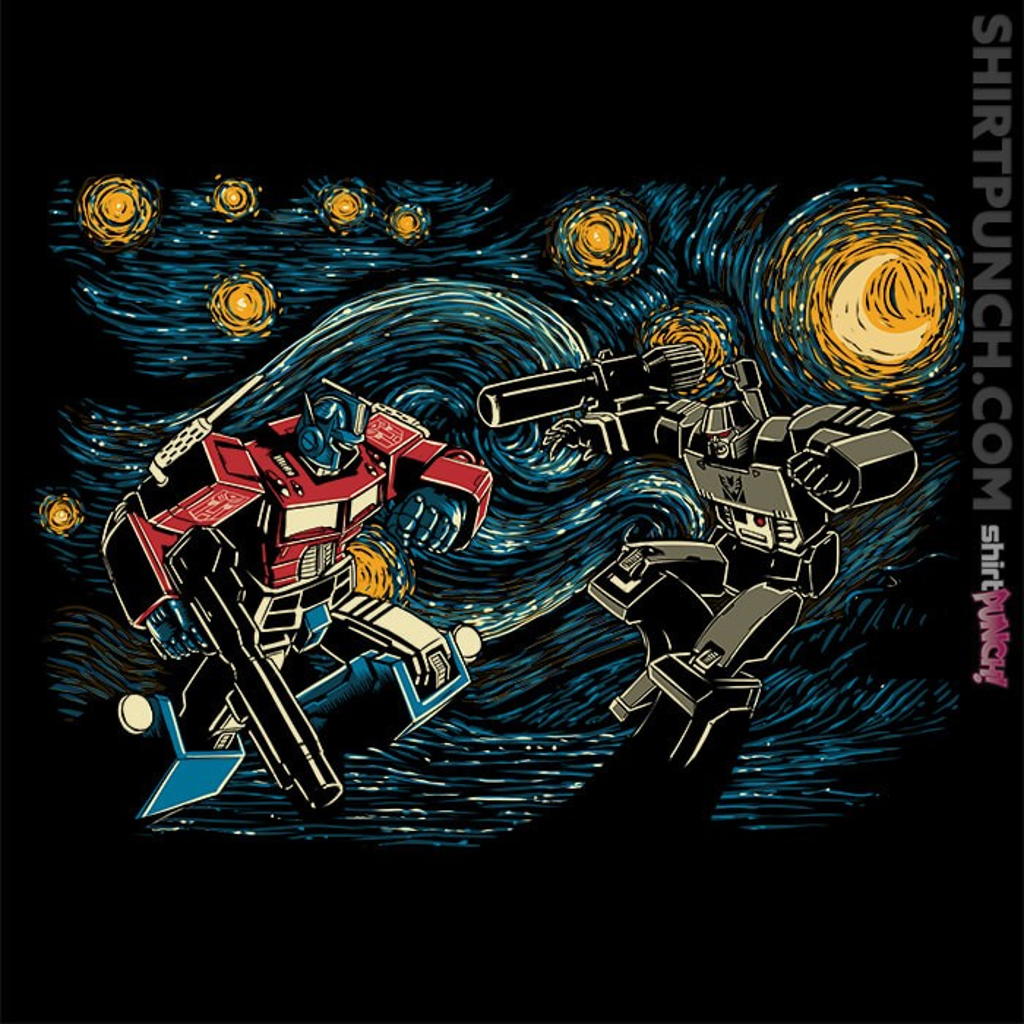 ShirtPunch: Starry Battle