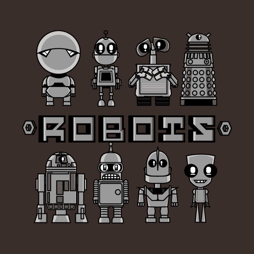 Pampling: Robots!