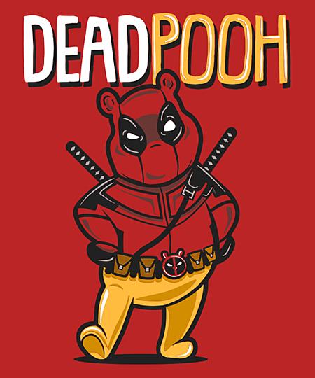 Qwertee: Deadpooh
