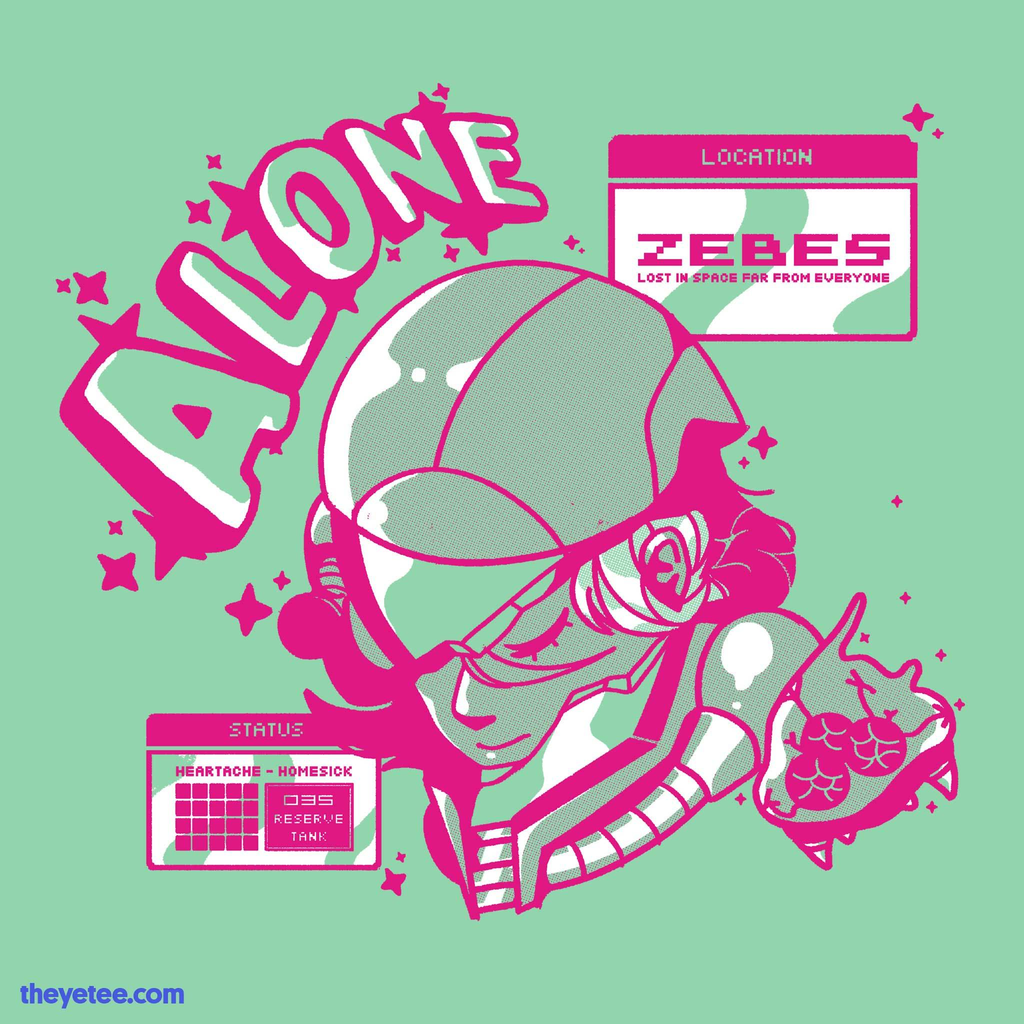 The Yetee: Lost in Space
