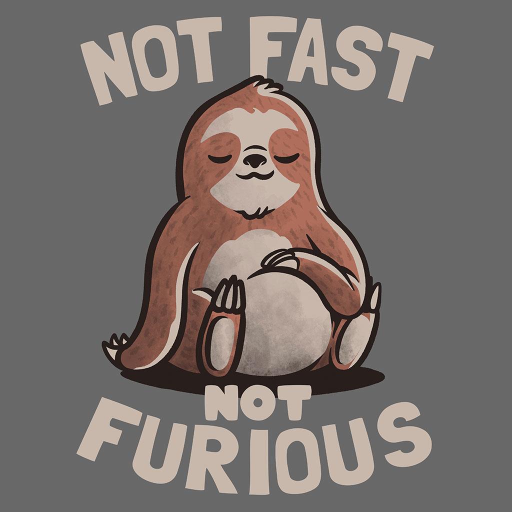 TeeTee: Not Fast Not Furious